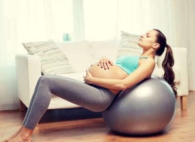 Первый этап родов