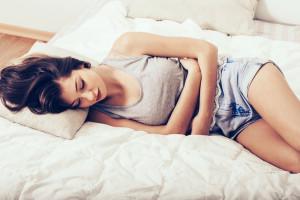 Боль в животе и выделения на 11 неделе беременности