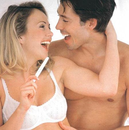 Коррекция питания при подготовке к беременности