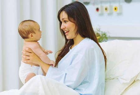 Месячные после родов при грудном вскармливании