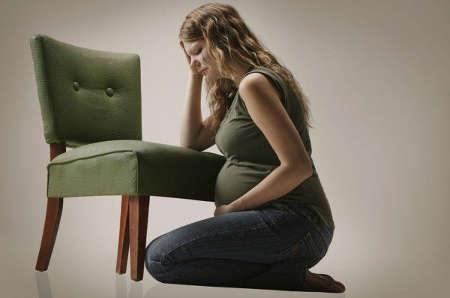 Сильный запор при беременности