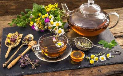 Можно ли беременным мед с чаем