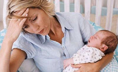 Почему после родов ухудшается память