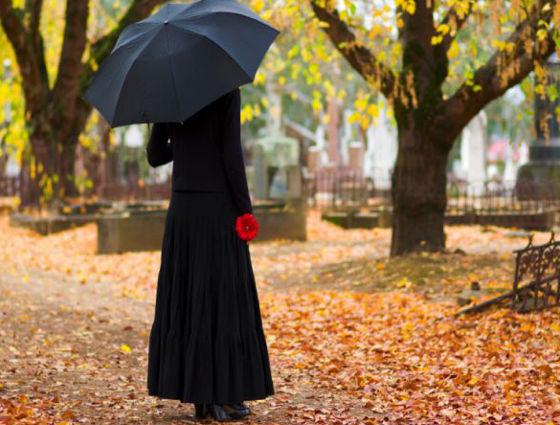 Можно ли беременным ходить на кладбище поминать