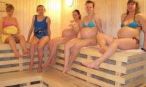Можно ли париться в бане при беременности