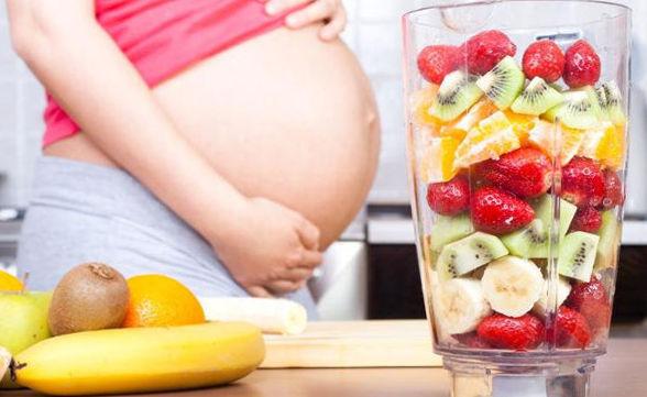 Питание беременных при маловодии