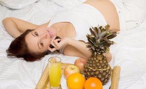 Ананасы при беременности: можно или нельзя