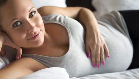 21 неделя беременности: шевеления в животе