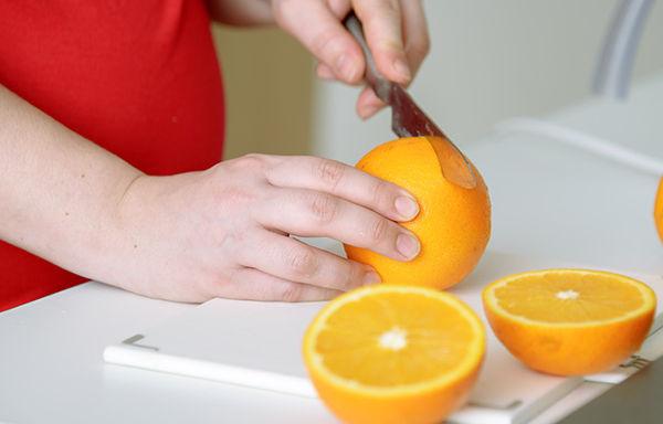 Масло апельсина для беременных