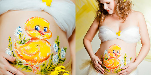 Подарок беременной женщине