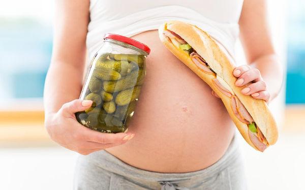 Диета при гестозе беременных меню