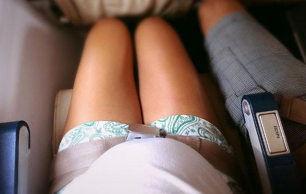 Можно ли беременным путешествовать на самолете