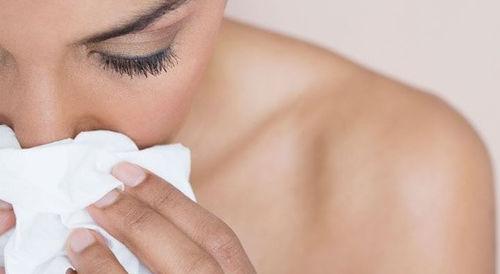 Аллергический ринит у беременных лечение