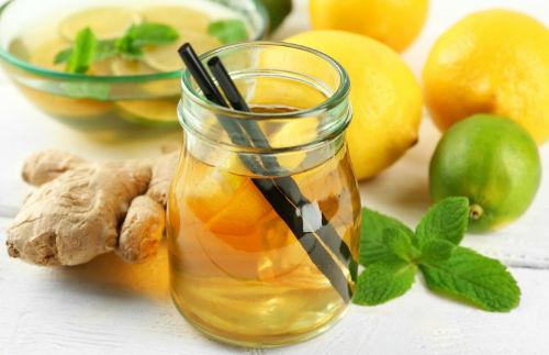Имбирный чай от токсикоза на ранних сроках