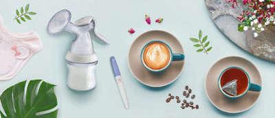 Можно кофе при грудном вскармливании