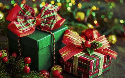 Подарок для беременной на Новый год
