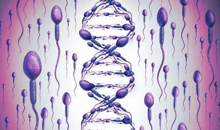 Индекс фрагментации ДНК спермограммы