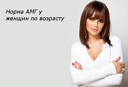 Норма антимюллерова гормона у женщин