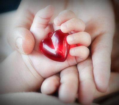 Эктопия сердца у новорожденного