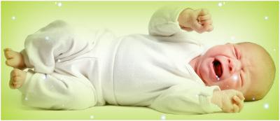 Колики у новорожденного: что делать