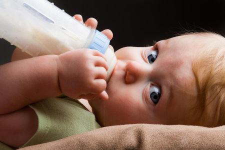 Смеси при атопическом дерматите у новорожденного