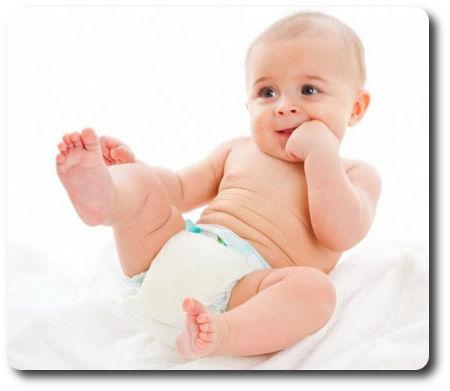Как собрать мочу у младенца
