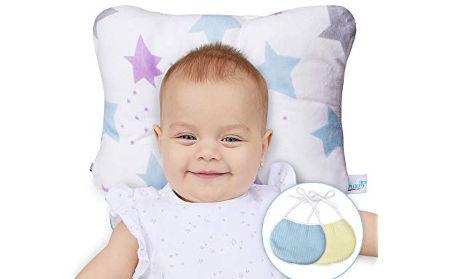 Подушка при кривошее у новорожденных