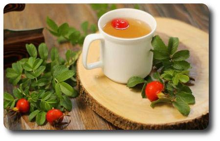 Можно ли беременным чай с шиповником