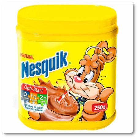 Можно ли пить какао Несквик во время беременности