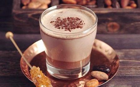 Какао при беременности с молоком